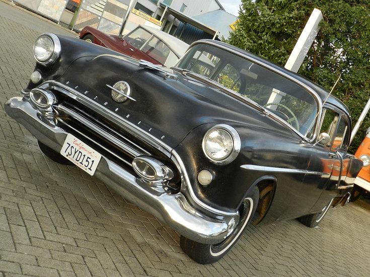 Oldsmobile Rocket Eighty-Eight V8 Sedan 1954