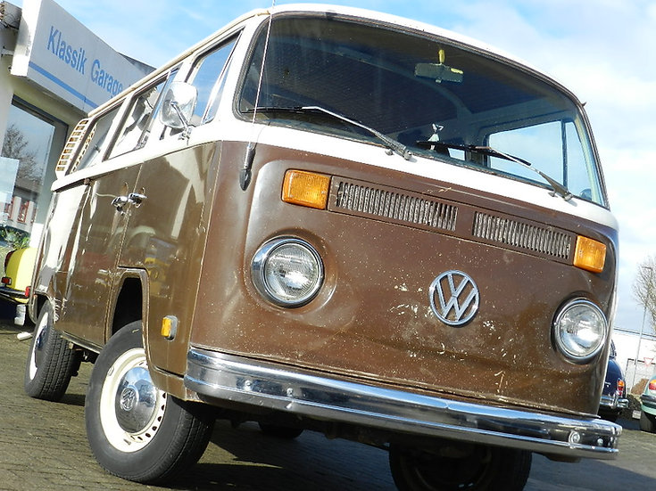 "VW T2b Bus/Transporter 7 Sitzer ""Campagne Edition"" 1977"