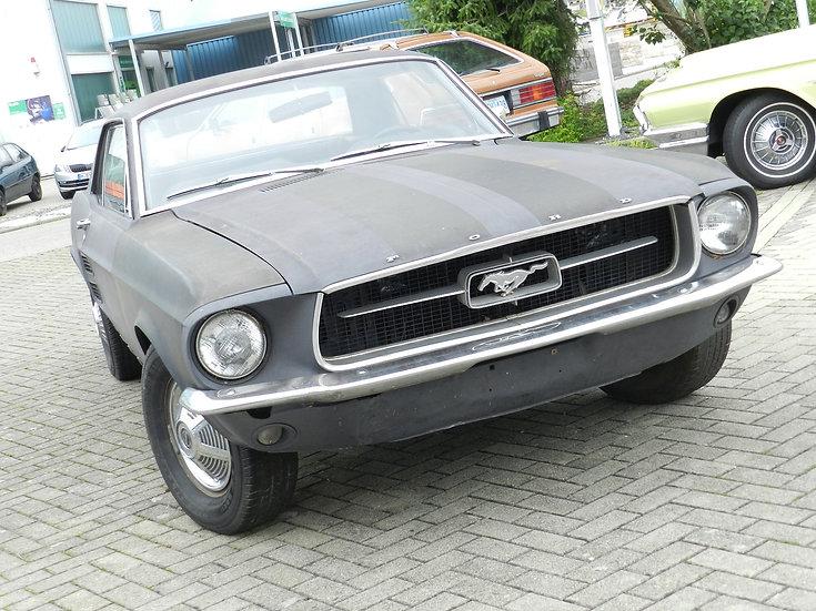 Ford Mustang Hardtop 1967 - 5 Gang Schaltgetriebe