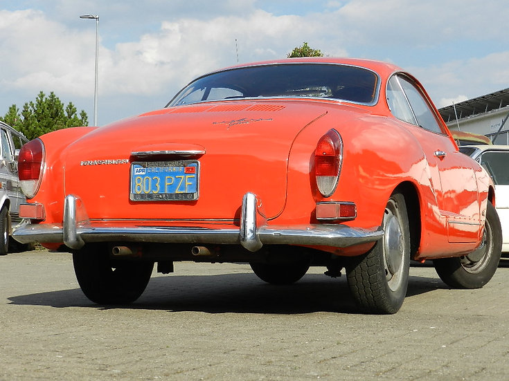 Karmann Ghia Typ 14 Coupé 1971