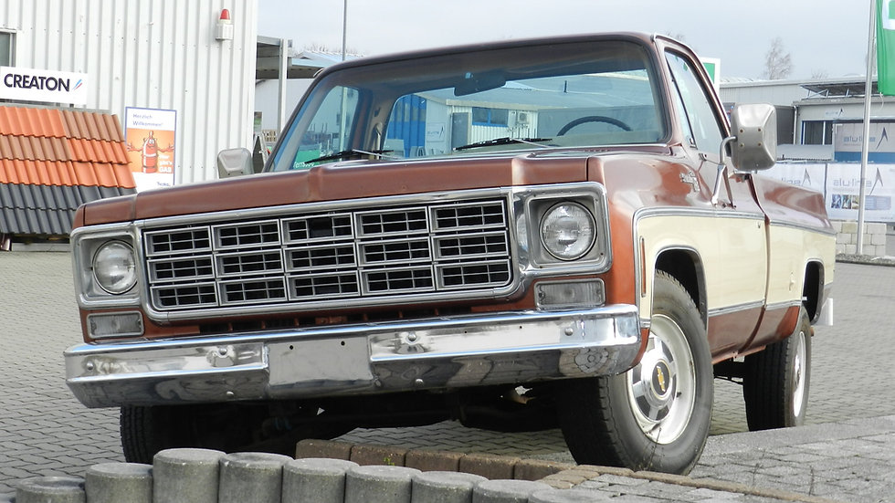 Chevrolet C20 Silverado V8 Pick Up 1978