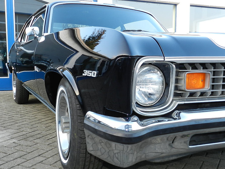 Chevrolet Nova Custom 350 CUI (5.7l.) 2 Door Coupé 1973