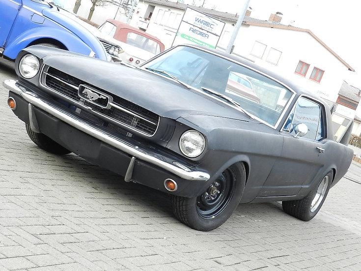 """Ford Mustang V8 """"modifizierte Gasser Ratte"""" 1966"""