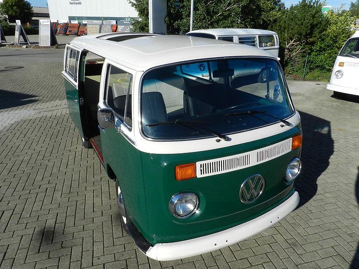 Volkswagen VW Bus/Transporter T2a 7 Sitzer Schiebedach 1. Hand 1970