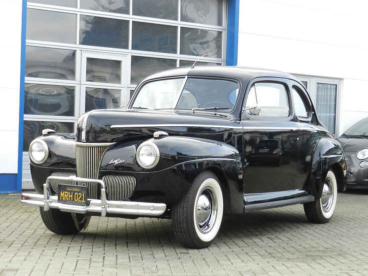 Ford Super Deluxe V8 2 Door Coupé 1941