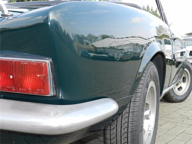 1970 Fiat Spider Cabrio