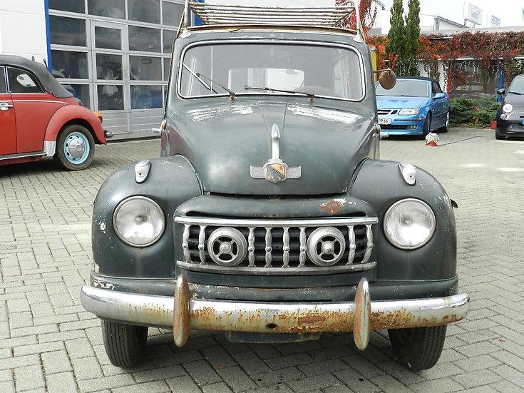 "Fiat 500C Belvedere ""Topolino"" Kombi 1953"