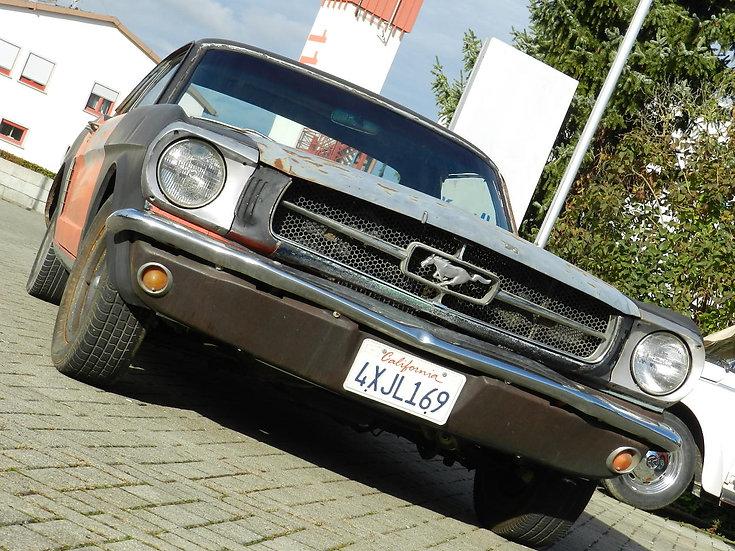 "Ford Mustang Hardtop V8 ""C-Code"" 5 Gang Schalter 1965"