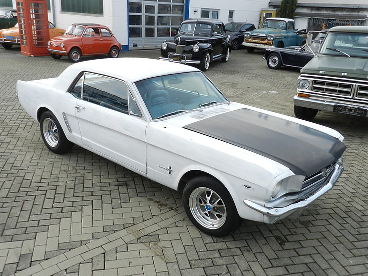 Ford Mustang V8 1965 Hardtop Automatik