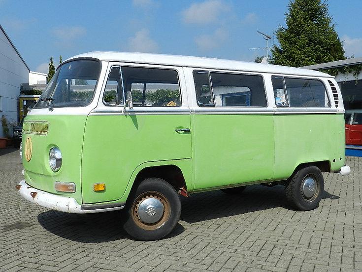 VW T2a Bus de Luxe - 1971