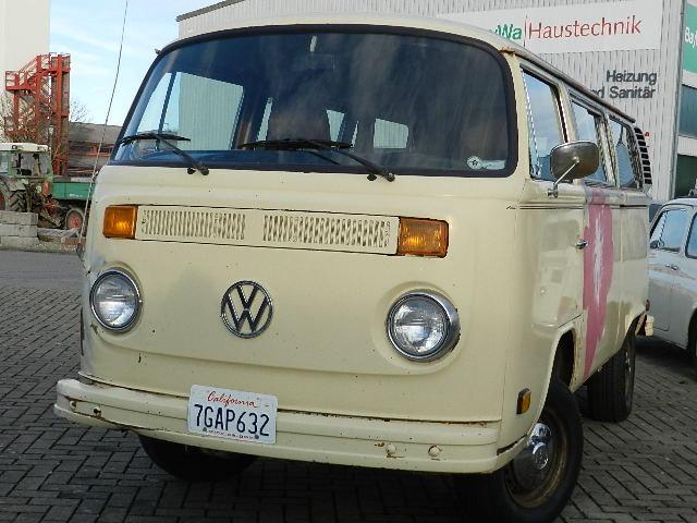 VW Bus T2b 1979