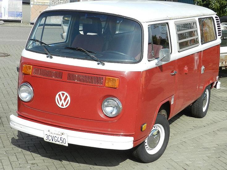 Volkswagen Westfalia T2b Camper 1978