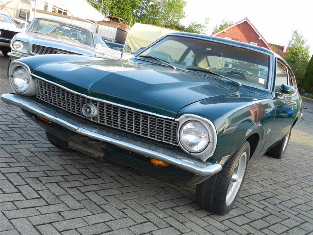 1972 Ford Maverik 2 Door V8 Coupé