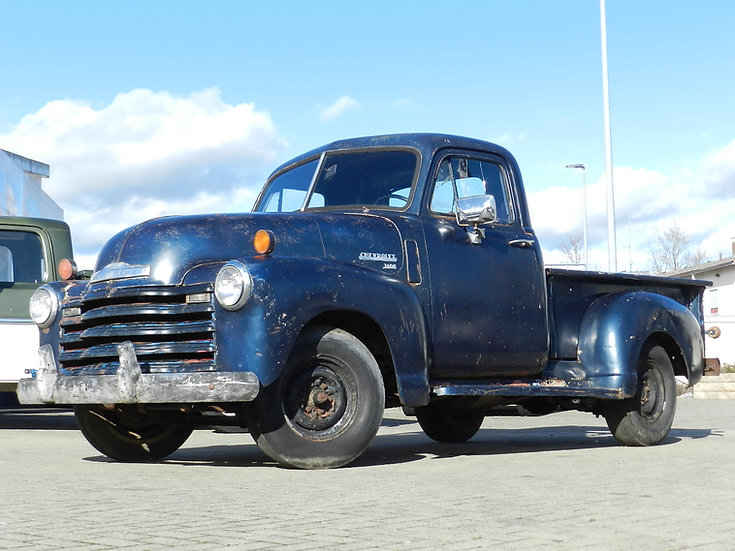Chevrolet 3100 Stepside Pick Up 1949