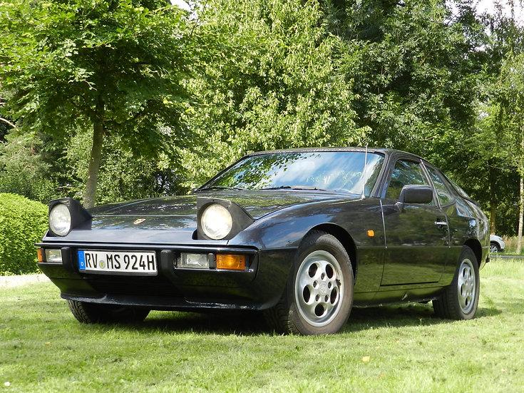 Porsche 924 S Targa 1988
