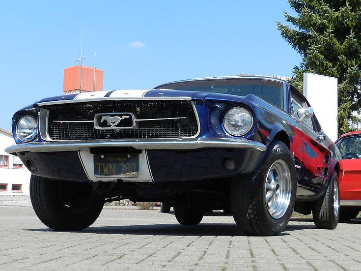 Ford Mustang V8 Hardtop Automatik 1967