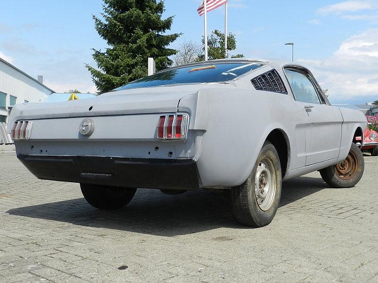 "Ford Mustang Fastback 2+2 - V8 ""A-Code"" - Schaltwagen - 1965"