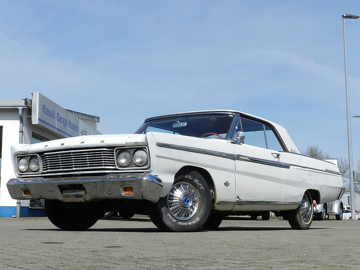 Ford Fairlane 500 Sports Coupé 1965
