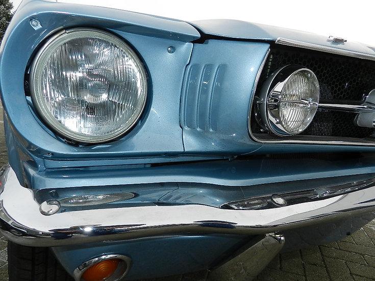 Ford Mustang V8 mit sehr vielen Neuteilen 1965