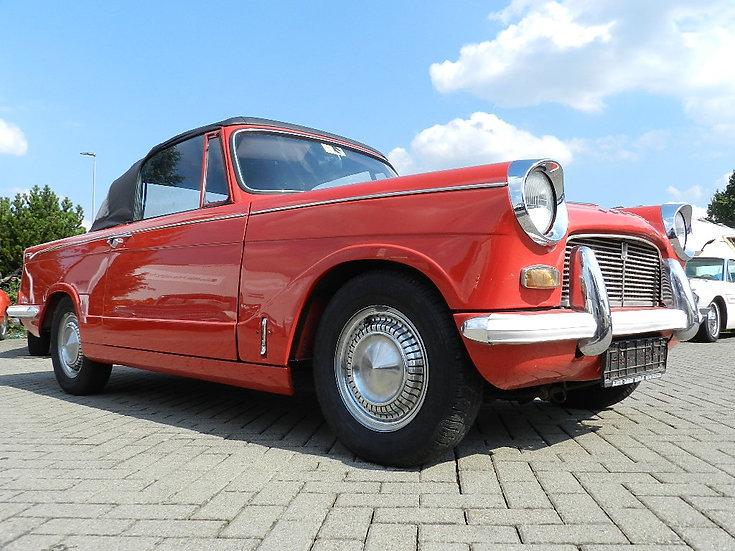 Triump Herald 1200 Cabrio LHD 1967