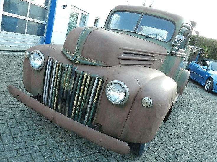 "Ford F1 V8  Flathead 1/2ton Pick Up ""Bell"" Sonderaufbau 1947"
