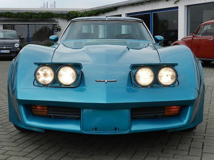 Chevrolet Corvette C3 T-Top LG4 305 Cid V8 1980