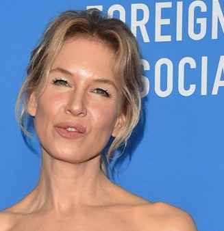 Renee Zellweger after plastic surgeries