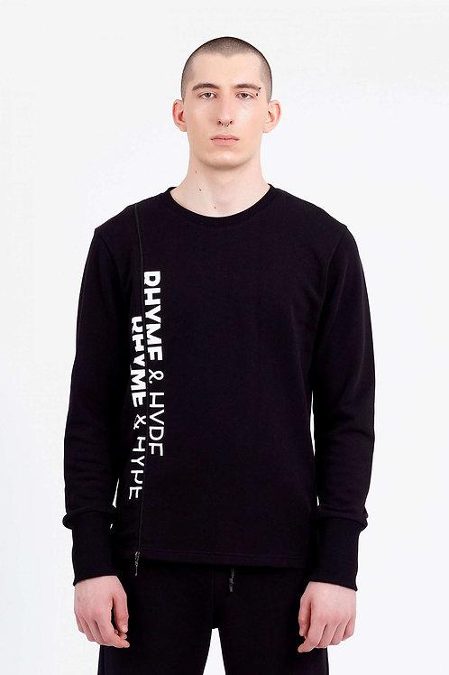 DUB FILTER | Men Zipped Sweatshirt