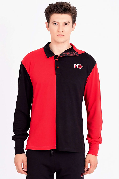 ORCHESTRAL | Men L/S Polo Tee