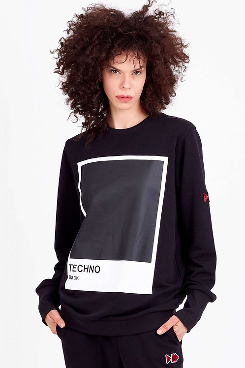 GARGLE | Women Crew Sweatshirt