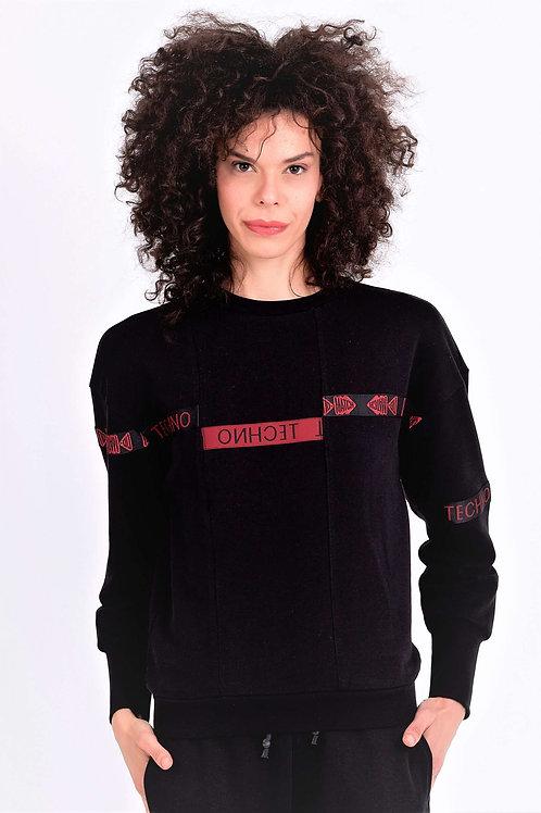 CORPUS   Women Crew Sweatshirt