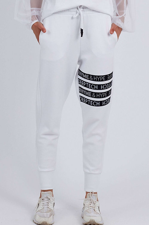 RHYTHMIC | Woman Tape Pant