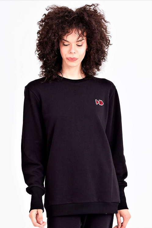 ENJOY THE SHOW | Women Cross Sweatshirt