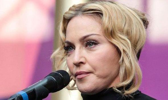 Madonna facial plastic surgeries