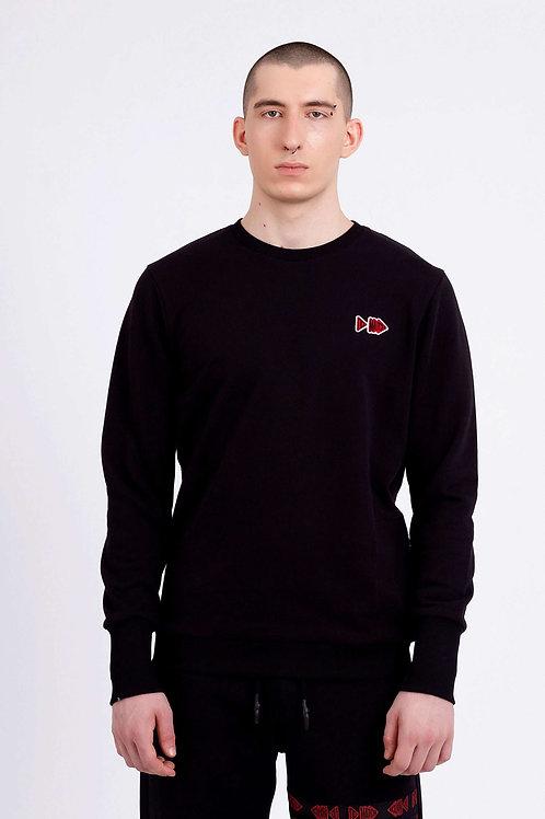 ENJOY THE SHOW   Men Cross Sweatshirt