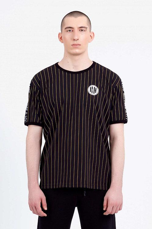 EQ THREE | Men S/S Stripe Tee