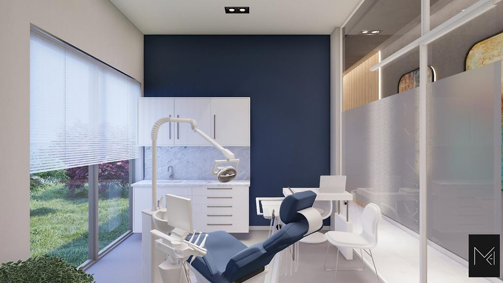 Remedy Istanbul dental center inside view