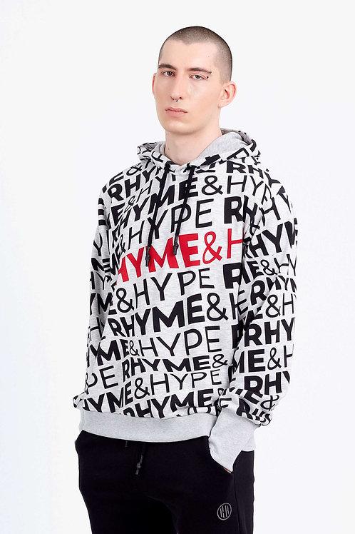 DIGINOISE | Men Printed Hoodie