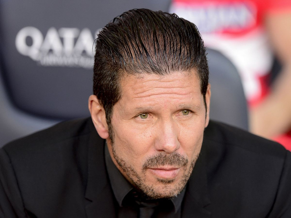 Who is diego simeone?