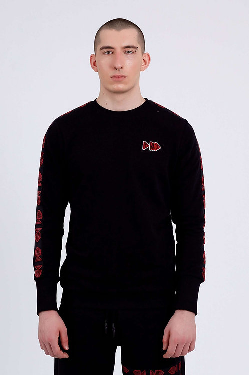 BEAT | Men Tape Sweatshirt