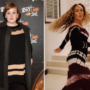 Comment Adèle a-t-elle perdu du poids ?