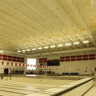 Center Grove High School 25 Yard Pool and Diving Natatorium