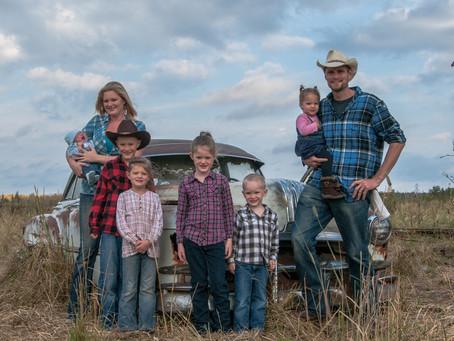 Meet The Farmer: Jason Helstrom from Helstrom Farms