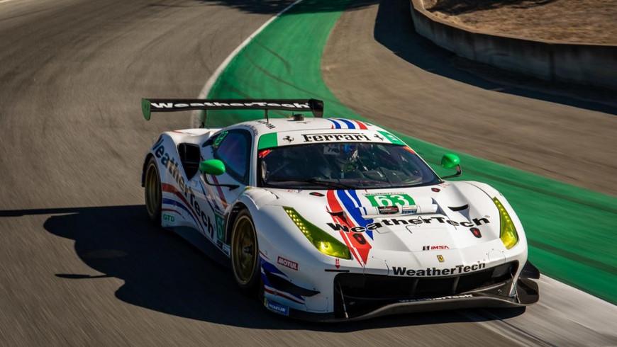WeatherTech Racing Ready for IMSA Sebring Finale