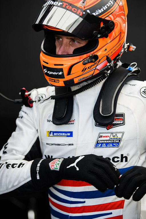WeatherTech Racing Driver.