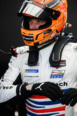 WeatherTech Racing Driver.