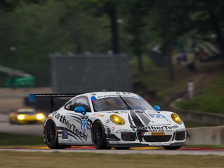WeatherTech Racing Seventh at Road America