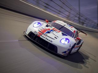 WeatherTech Racing Finishes Third in IMSA Qualifying Race at Daytona
