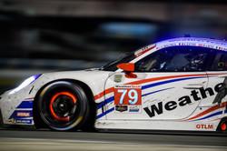 Sideview of Porsche_