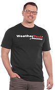 Man Wearing WeatherTech Racing T-Shirt.j